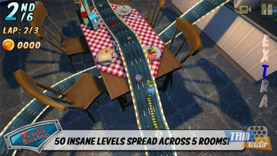 Rail Racing Ekran Görüntüleri - 4
