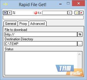 Rapid File Get Ekran Görüntüleri - 3