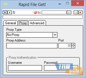 Rapid File Get Ekran Görüntüleri - 2
