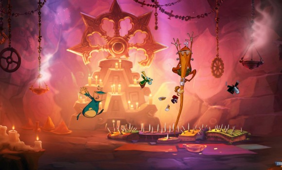 Rayman Origins Ekran Görüntüleri - 1