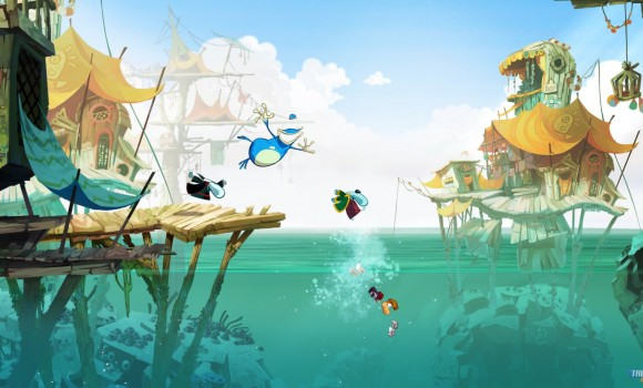 Rayman Origins Ekran Görüntüleri - 3