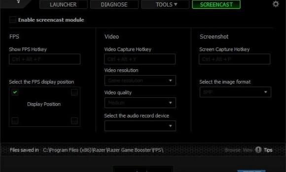 Razer Game Booster Ekran Görüntüleri - 2