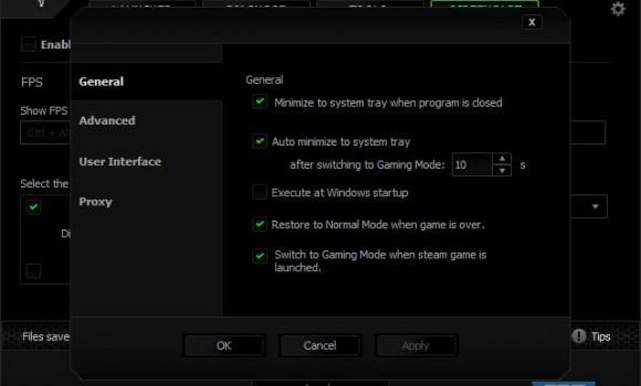 Razer Game Booster Ekran Görüntüleri - 1