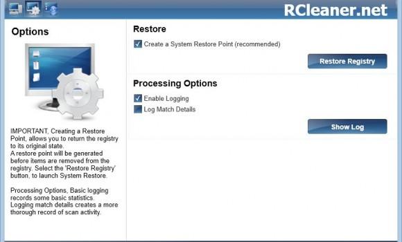 RCleaner Ekran Görüntüleri - 2