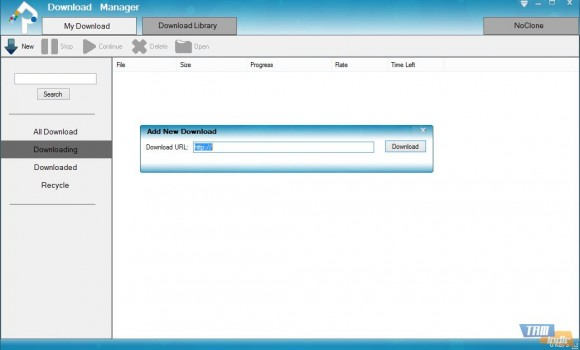 Reasonable Download Manager Ekran Görüntüleri - 1