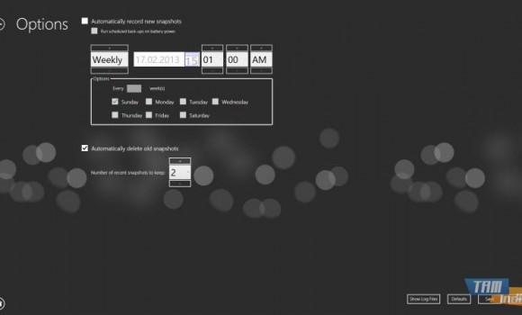 RecImg Manager Ekran Görüntüleri - 3