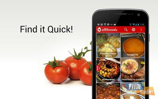 Recipe Search Ekran Görüntüleri - 1
