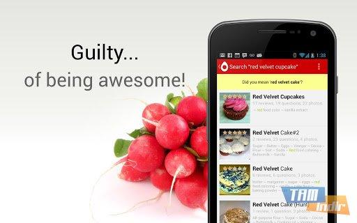 Recipe Search Ekran Görüntüleri - 4
