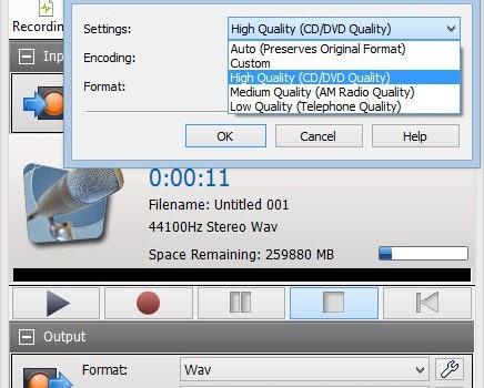 RecordPad Sound Recorder Ekran Görüntüleri - 1