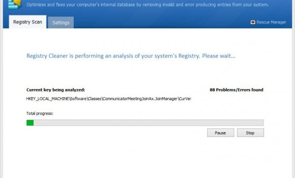 Registry Cleaner Ekran Görüntüleri - 5