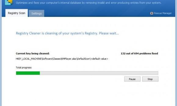 Registry Cleaner Ekran Görüntüleri - 3