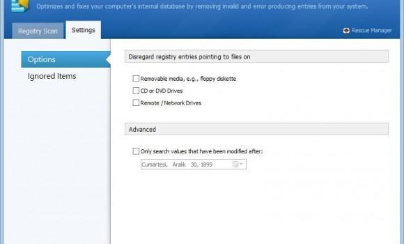 Registry Cleaner Ekran Görüntüleri - 1