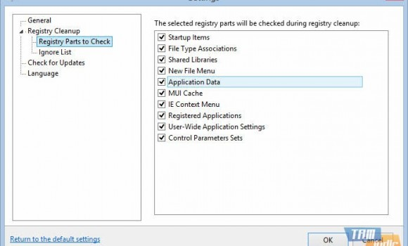 Registry Life Ekran Görüntüleri - 1