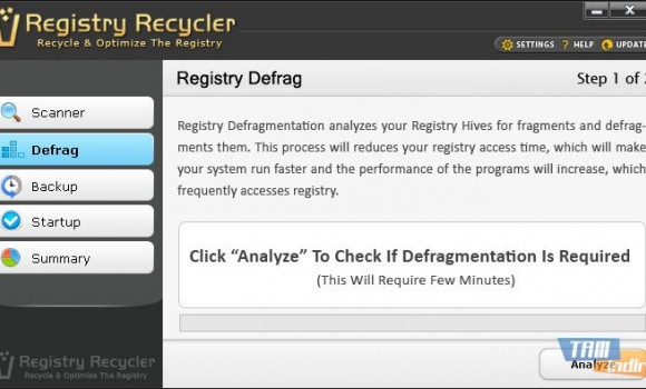Registry Recycler Ekran Görüntüleri - 5