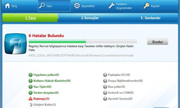 Registry Reviver Ekran Görüntüleri - 4
