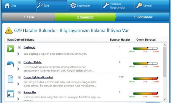 Registry Reviver Ekran Görüntüleri - 3