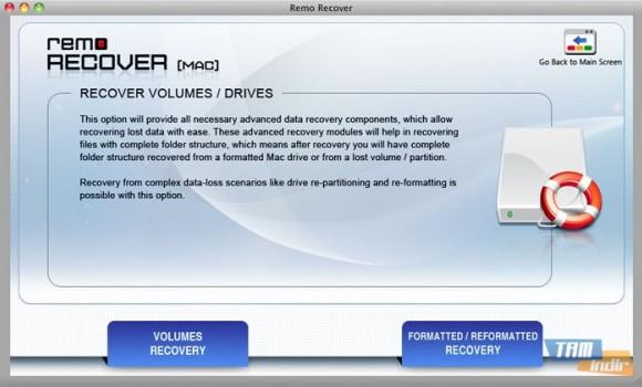 Remo Recover Ekran Görüntüleri - 3