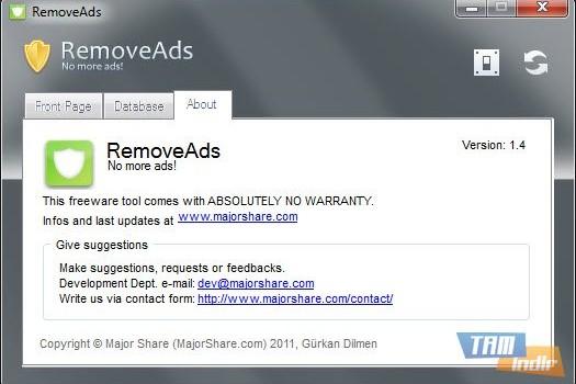 RemoveAds Ekran Görüntüleri - 1
