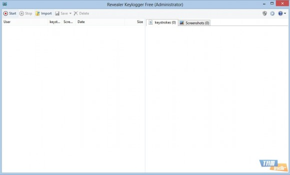 Revealer Keylogger Free Ekran Görüntüleri - 3