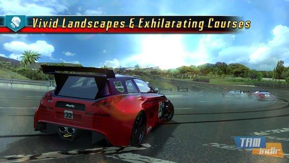 Ridge Racer Slipstream Ekran Görüntüleri - 3