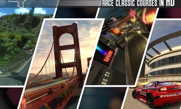 Ridge Racer Slipstream Ekran Görüntüleri - 1