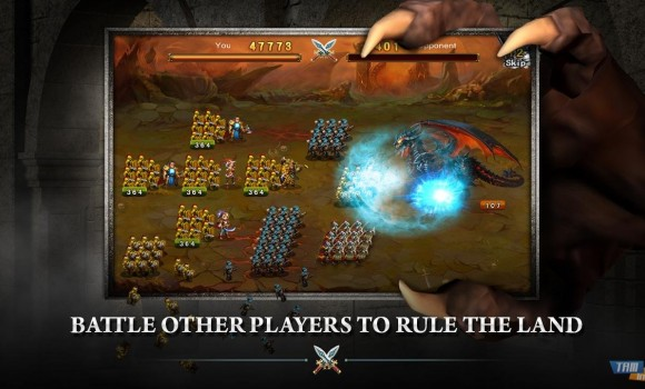 Runes of War Ekran Görüntüleri - 3