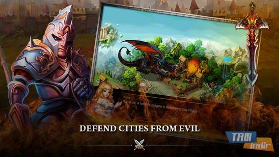 Runes of War Ekran Görüntüleri - 2