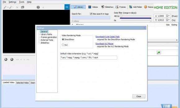 Saleen Video Manager Ekran Görüntüleri - 2