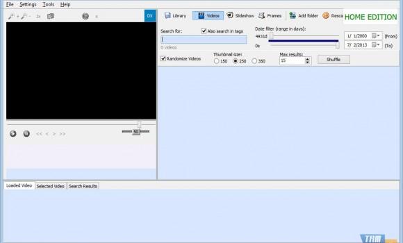 Saleen Video Manager Ekran Görüntüleri - 1
