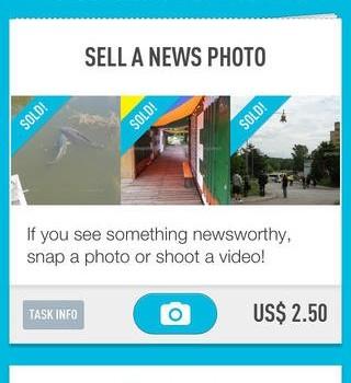 Scoopshot Ekran Görüntüleri - 5