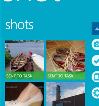 Scoopshot Ekran Görüntüleri - 1