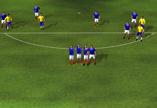 Score! World Goals Ekran Görüntüleri - 1