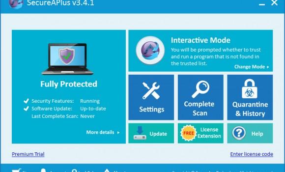 SecureAPlus Ekran Görüntüleri - 4