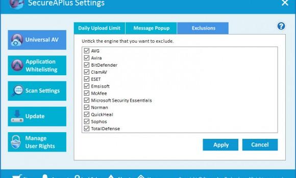 SecureAPlus Ekran Görüntüleri - 6