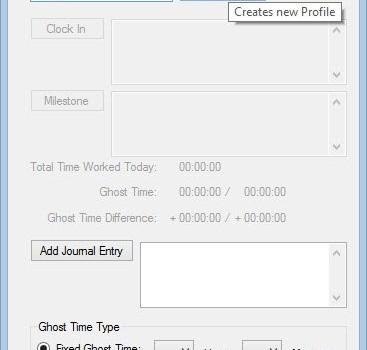 Self Employed Time Manager Ekran Görüntüleri - 3