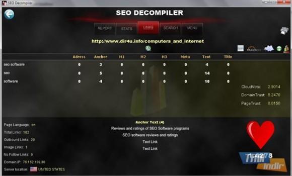 Seo Decompiler Ekran Görüntüleri - 2