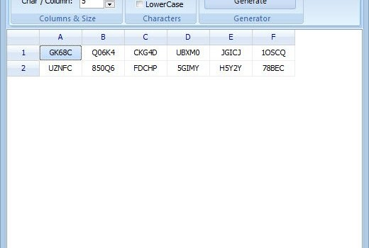 Serial Key Generator Ekran Görüntüleri - 1
