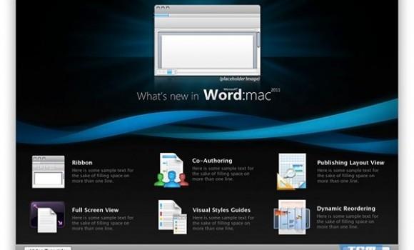 Service Pack 2 for Office 2011 Ekran Görüntüleri - 1