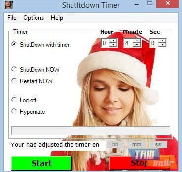 ShutItdown Timer Ekran Görüntüleri - 2