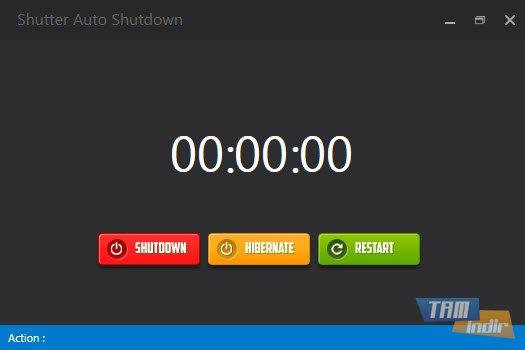 Shutter Auto Shutdown Ekran Görüntüleri - 2