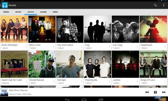 Shuttle Music Player Ekran Görüntüleri - 13