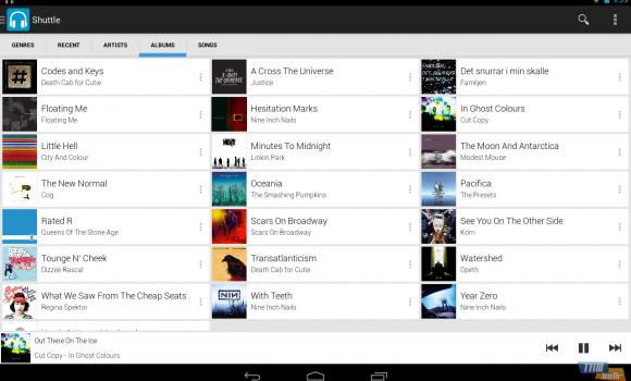 Shuttle Music Player Ekran Görüntüleri - 11