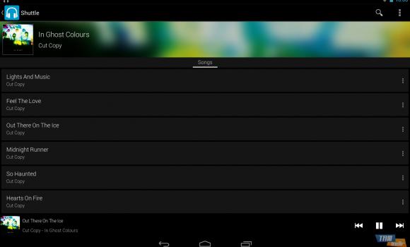 Shuttle Music Player Ekran Görüntüleri - 10