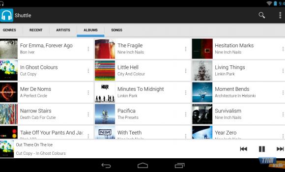 Shuttle Music Player Ekran Görüntüleri - 4