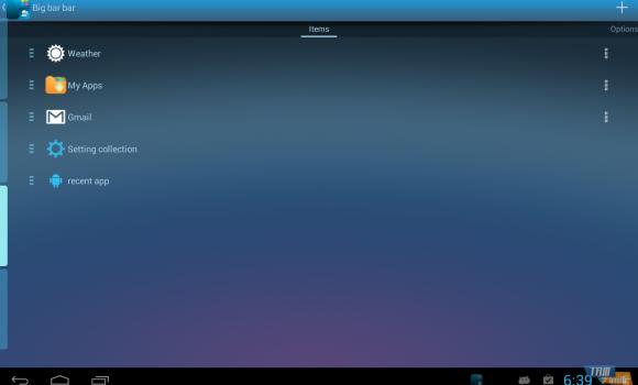 Sidebar Plus (Multi-bars) Ekran Görüntüleri - 1