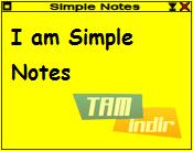 Simple Notes Ekran Görüntüleri - 2