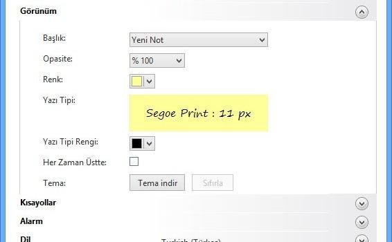 Simple Sticky Notes Ekran Görüntüleri - 5