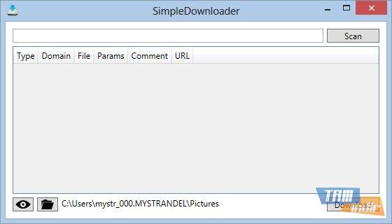 SimpleDownloader Ekran Görüntüleri - 2
