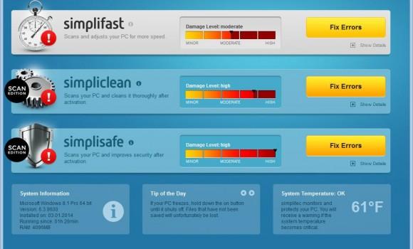simplifast Ekran Görüntüleri - 3