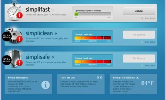 simplifast Ekran Görüntüleri - 2